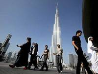World's tallest building opens in Dubai with a new name