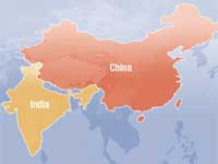 China grabs more Indian land