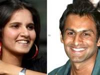 Sania and Shoaib got married, this time officially