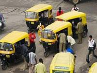 Auto-taxi strike: Talks to be held today evening