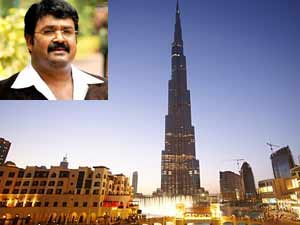 Lal buys apartment in Burj Khalifa