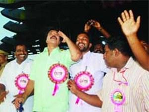 Kerala Mammootty Guest Nehru Trophy Boat Race Aid