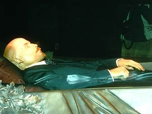 Lenin Dead Body Embalm Burial 88 Years