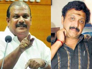 Kerala Pc George Demanded Action Against Ganesh Kumar