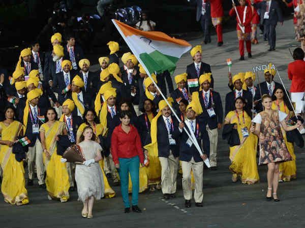 london olympics 2012 indian team mystry woman