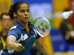 London Olympics Saina Nehwal Goldhunt Start