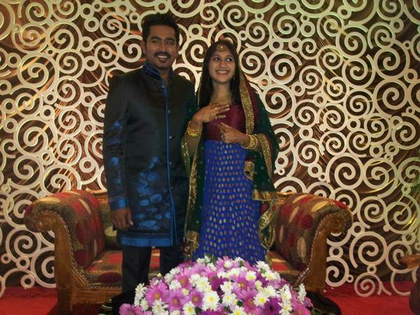 asif ali engagement with zama