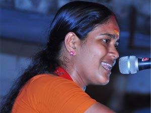Kerala Mahila Morcha Portest Against Kalimannu