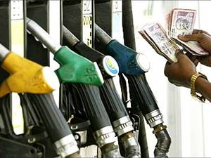 Diesel prices up by 45 paise per litre from today, to be raised by 50 paise per litre every month