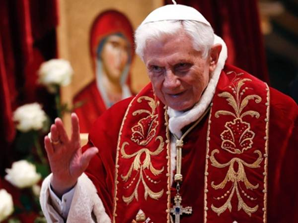 Pope Benedict XVI to resign due to 'health reasons'
