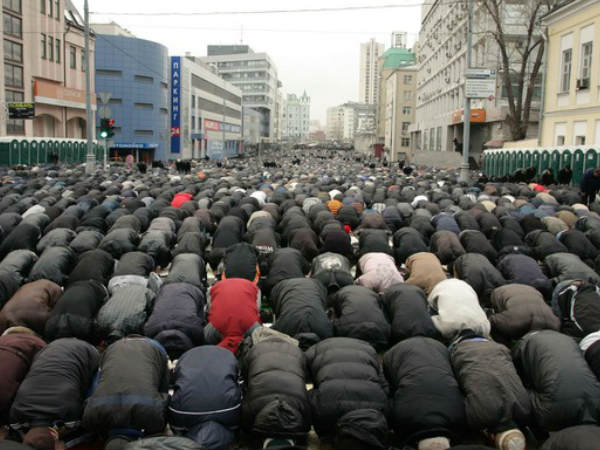 Muslim Moscow