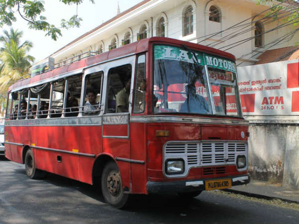 Private Bus KOchi