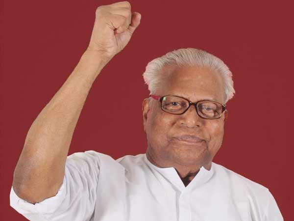 Hc Harshly Criticizes Vs Kadakampally Land Case