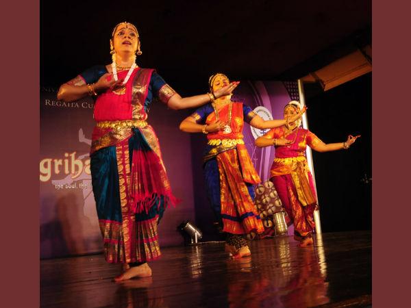 Grihanayika A Dance Program Held At Thiruvananthapuram