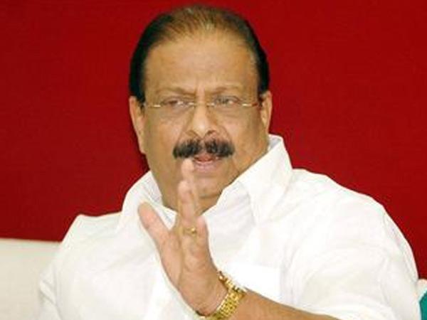 K Sudhakaran Against Media In Abdullakkutty Issue