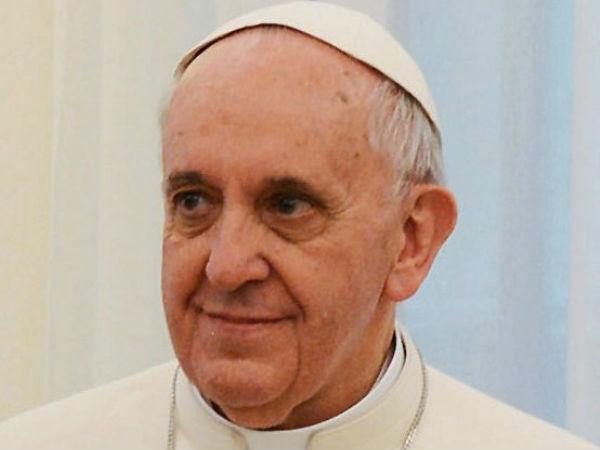 Pope Francis Reveals Clergy Catholic Church