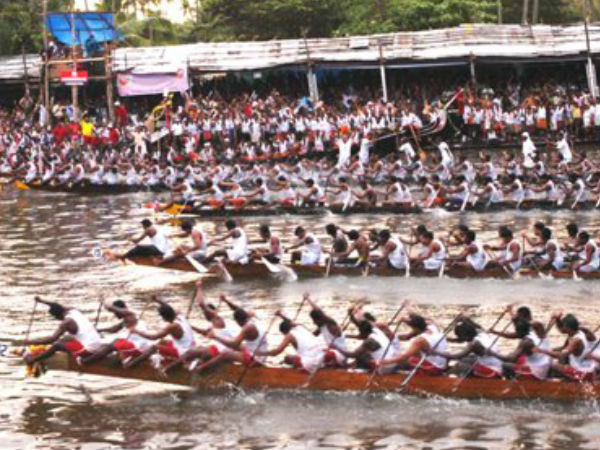 Nehru Trophy Boat Race Today