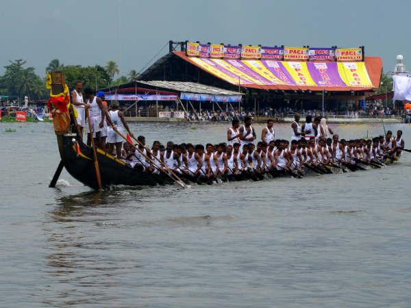 Champakulam Rows To Nehru Trophy Win