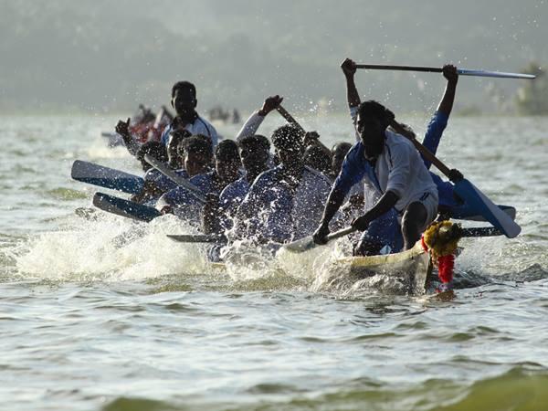 Ayyankali Memorial Boat Race Held At Thiruvananthapuram 125676 Pg