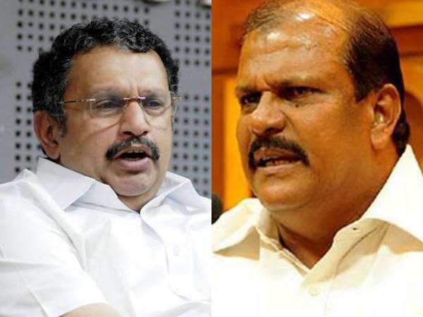 K for C k muraleedharan