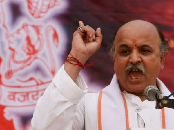 Praveen Togadia Says The Whole World Was Hindu