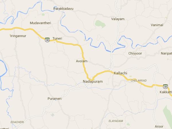Nadapuram Molestation Case Crime Branch Police Officer Transferred