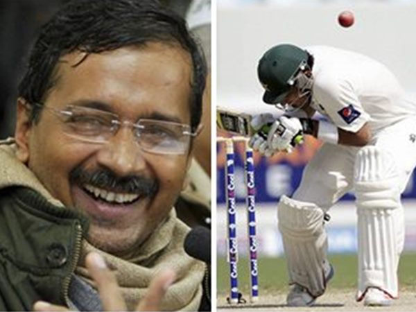 Aap Rift Arvind Kejriwal Is Doing A Misbah Ul Haq 1