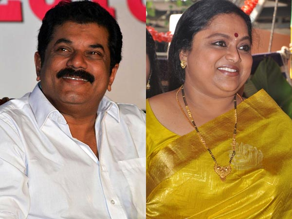 Divorce Case Mukesh Saritha Appears Ernakulam Family Court