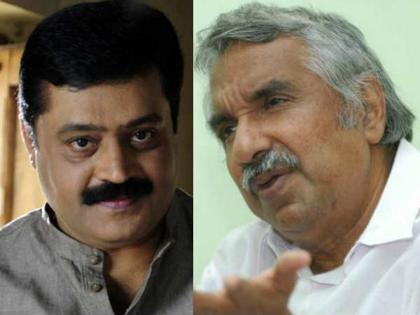 Oommen Chandy Against Central Govt S Move To Use Temple Treasure