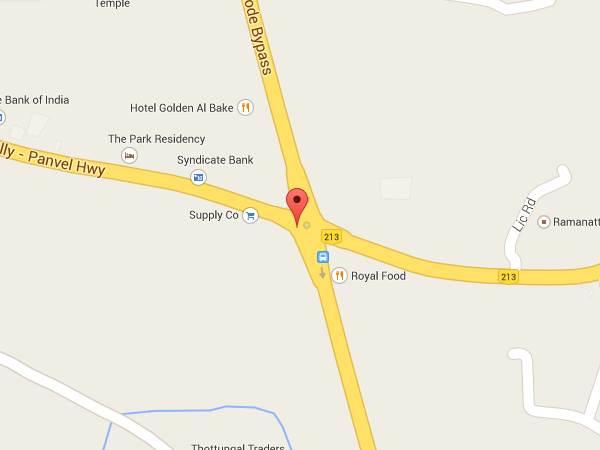 Road Accident Kozhikode Ramanattukara Bypass