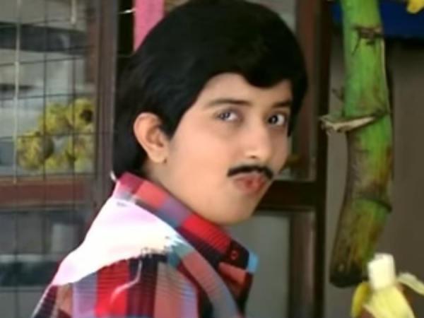 School Girl Dressed As A Boy In Thiruvananthpuram