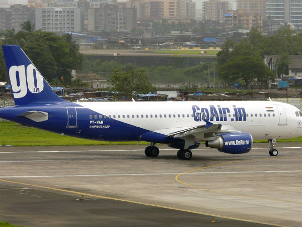 Goair Comes Up With Rs 601 Offer