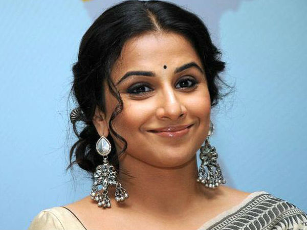 Ban On Womens Entry In Some Temples Unfair Vidya Balan