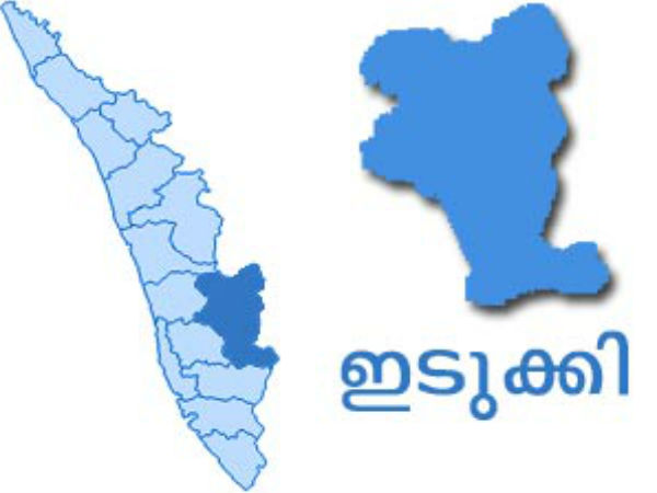 Idukki Map