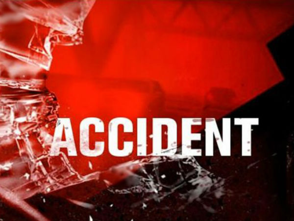 Two Killed As Car Collides With Truck Kannur