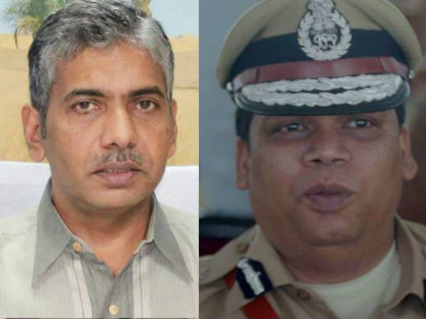 Loknath Behera Kerala Police Chief Senkumar Jacob Thomas Vigilance