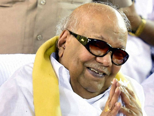 Karunanidhi Is 93 Today Has Birthday Message The Young