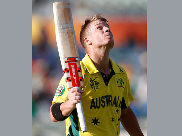 nd Odi Australia Thrash West Indies Six Wickets David Warner Starc