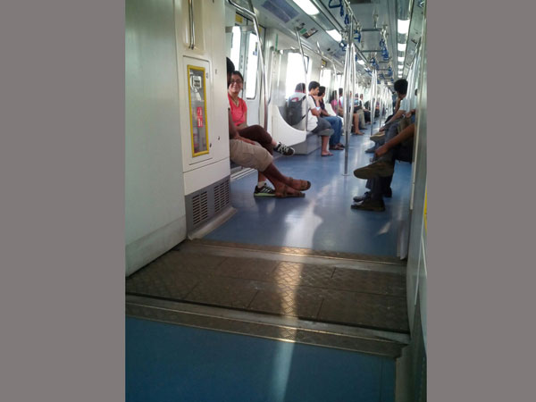Namma Metro Train Every Six Minutes From Today