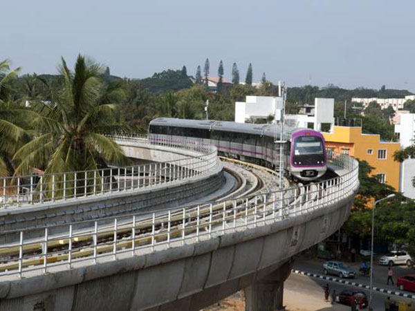 Bengaluru Metro Takes Beating Bandh Stops Plying