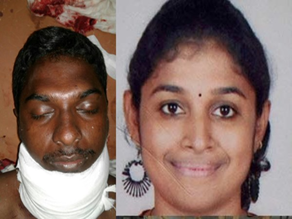 Ramkumar S Father Claims Cops Cut His Son S Throat