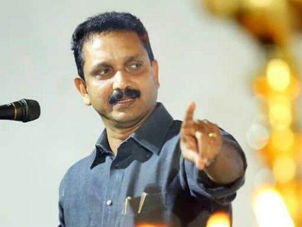 K Surendran Mocks Cpm Over Celebrating Sreekrishna Jayanthi
