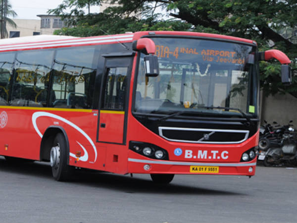 Bmtc Conductor Bites College Going Student Over An Arguement