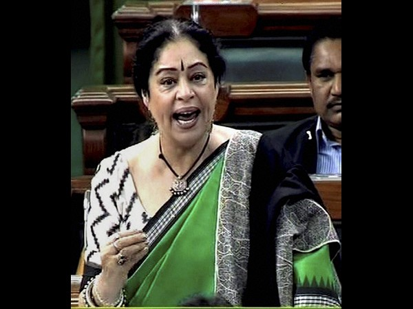 Kirron Kher Leads Actor Mps With 85 Attendance Rekha Finishes Last
