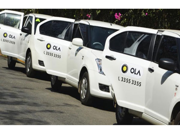 Ola Cab Driver Locked Woman The Car Forced Smoke With Him