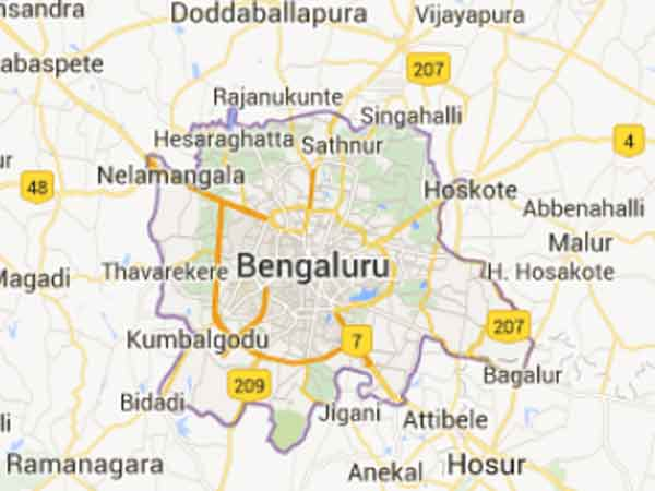 Bengaluru Building Collapsed Under Construction Kills People