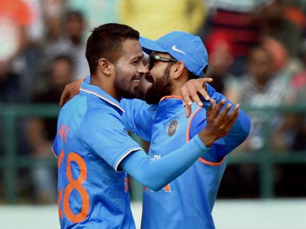 India Thump New Zealand 6 Wickets
