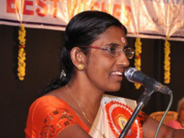 Vallappuzha School Students Forgive Kp Sasikala Hate Speech