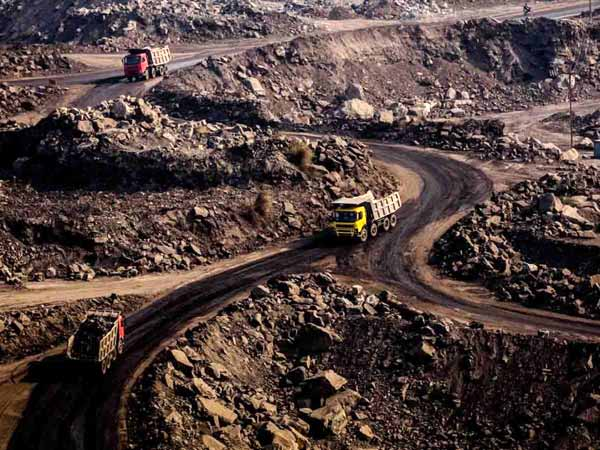 Jharkhand Lal Matia Coal Mine Collapsed