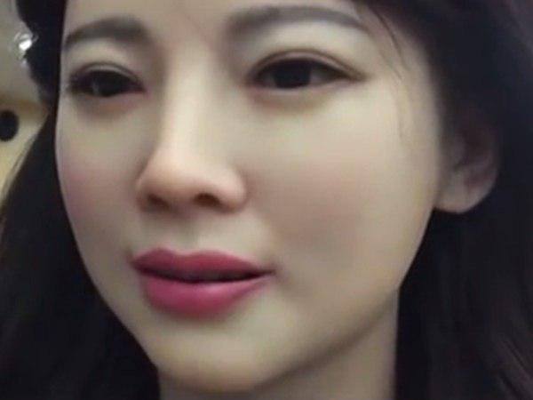 Jia Jia Human Like Robot Build By China